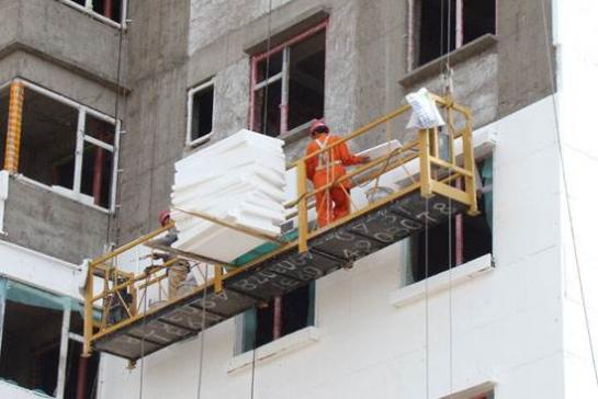 重慶聚苯板外墻保溫材料施工